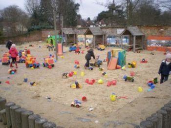 Godstone Farm & Playbarn - Playtime