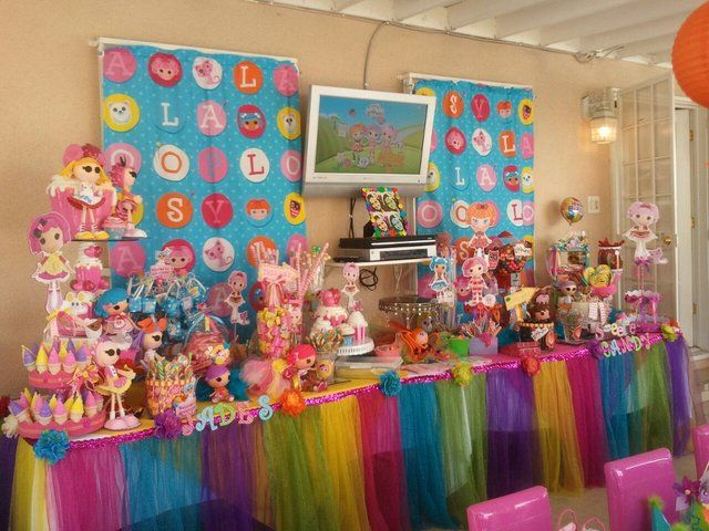 Lalaloopsy Party Birthday Party Ideas. 17 Best images about Lalaloopsy Party Ideas on Pinterest   A