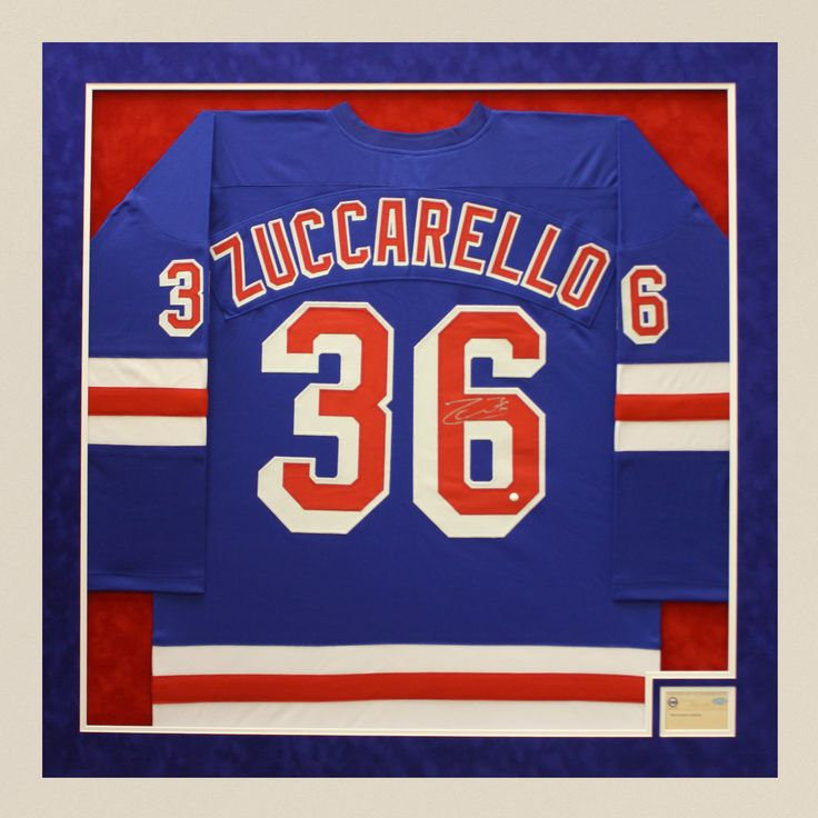 12 best parker images on pinterest shadow box bedroom and framed new york rangers zuccarello hockey jersey in a sleek white frame with complimentary red solutioingenieria Gallery
