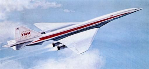 Boeing Supersonic Aircraft American Aviation