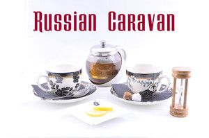 Our Russian Caravan Tea is now available on our eBay store