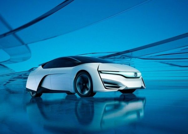 2013 Honda FCEV Wallpapers 600x429 2013 Honda FCEV Review with Images