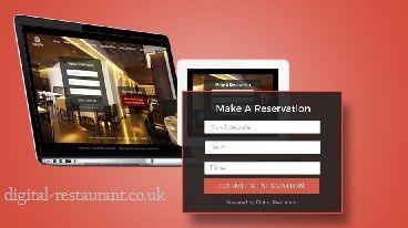 sistem reservasi online untuk meningkatkan kinerja operasional restoran