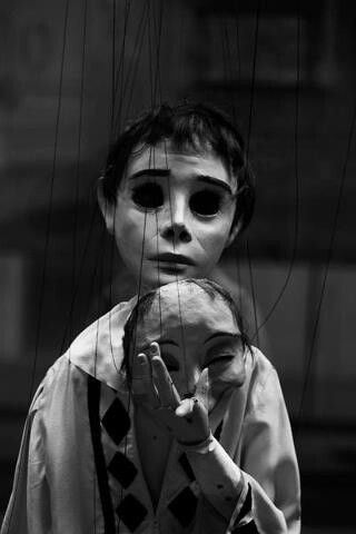 PUPAPHOBIA - Fear of puppets