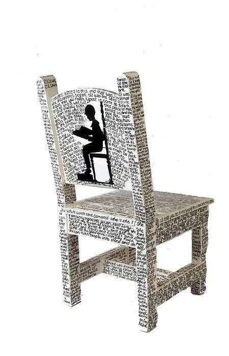 Marin county fair chair. romance novels