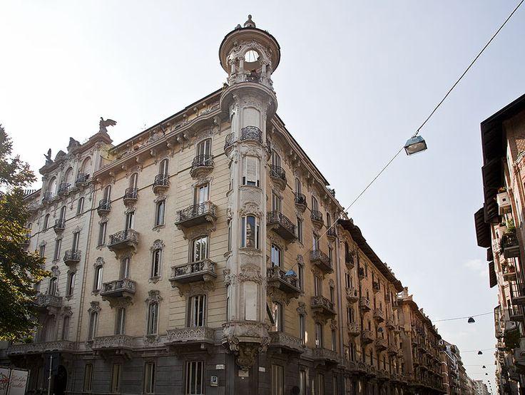 Turin san donato come non inserire nel thread della torino eclettica il complesso di case - Casa della lampadina torino ...