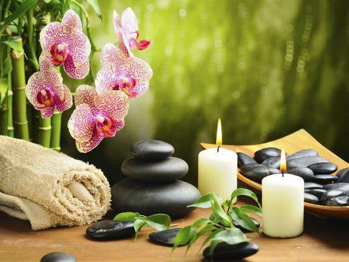 Mantra De Baño Feng Shui:Zen Relaxing Spa Background