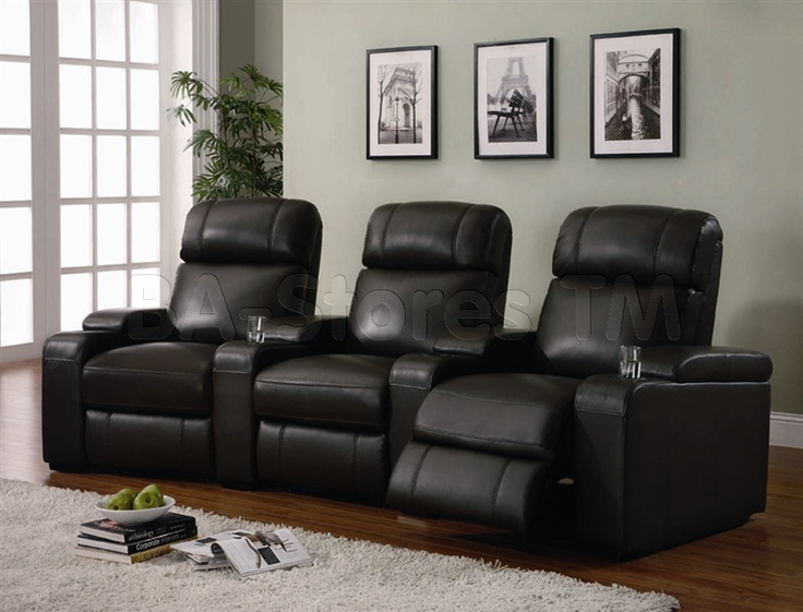 8 best home theater seating images on pinterest home. Black Bedroom Furniture Sets. Home Design Ideas