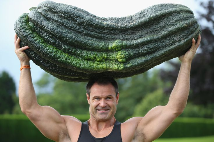 Massive veggies break world records