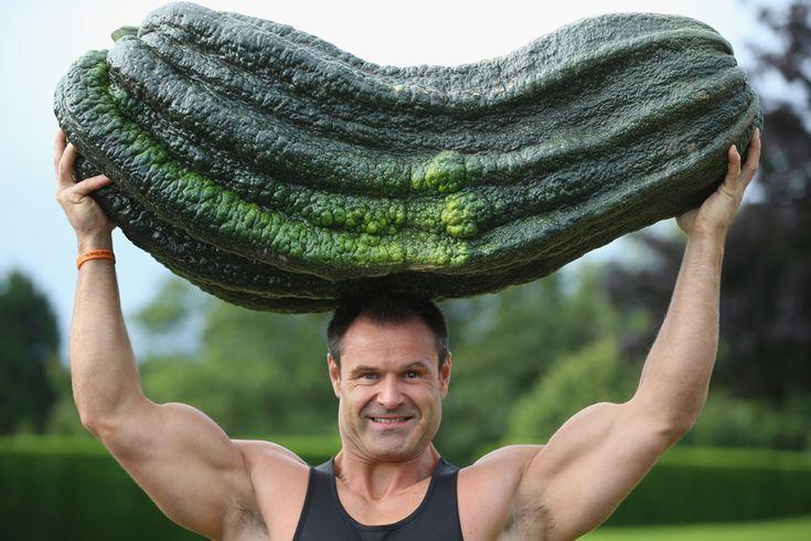 Massive veggies break world records