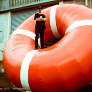 Tim Webber Design - Inflatable Life Ring