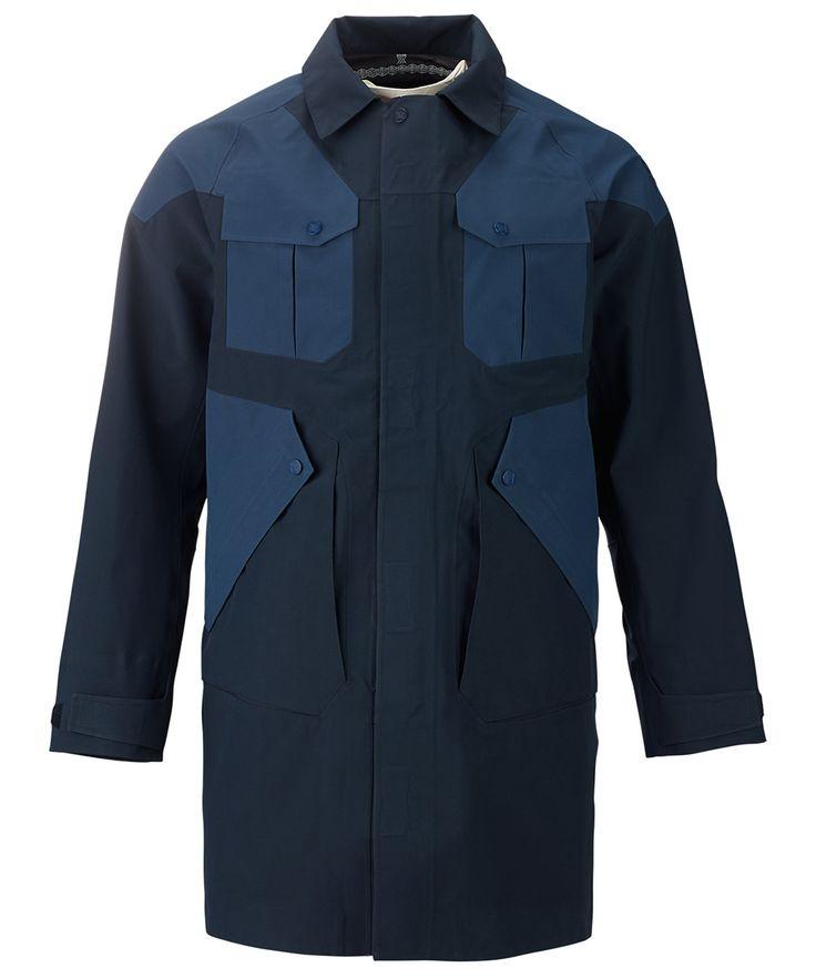 Thirteen Junkers Coat   Outerwear Jackets   MEN (Men)   BURTON ONLINE STORE