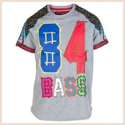 Where can I buy BASS BY RON BASS MENS Grey Clothing / Tees and Polos XL