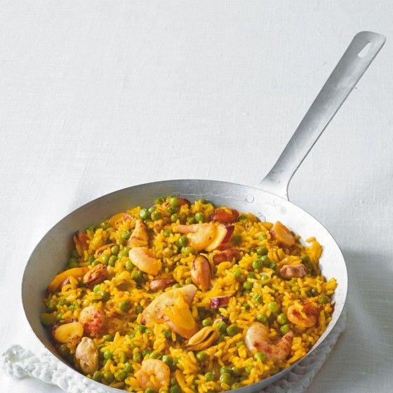 ESSEN & TRINKEN - Schnelle Paella Rezept