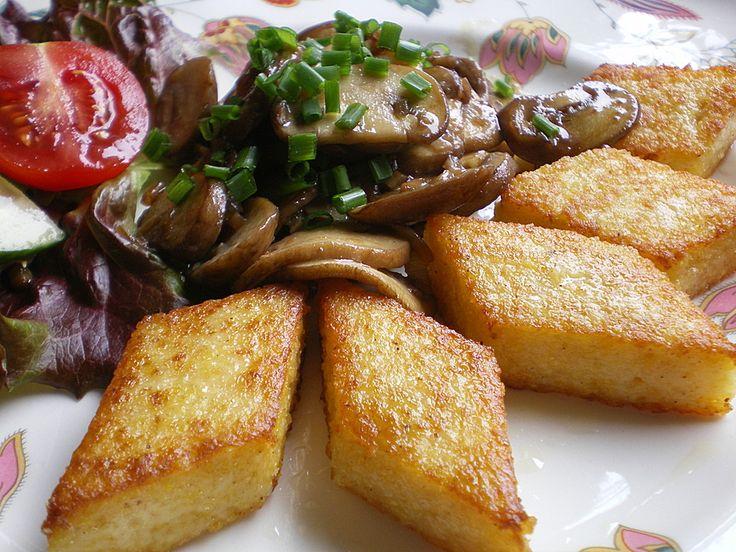 Albertos Polenta mit Champignonsauce, ein beliebtes Rezept aus der Kategorie Vegetarisch. Bewertungen: 72. Durchschnitt: Ø 4,2.