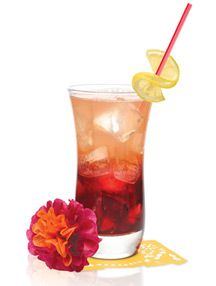 Tequila Sunset Drink Recipe