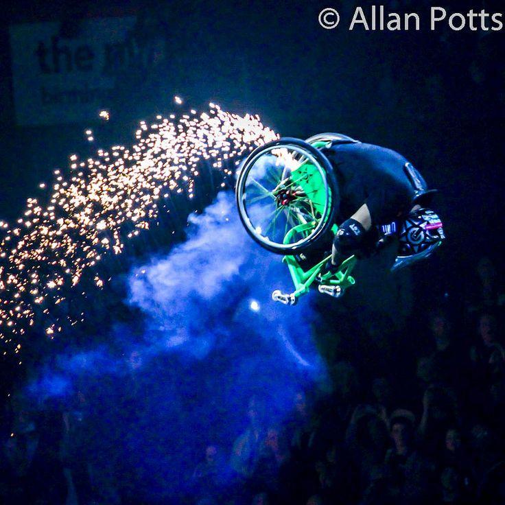 Nitro Circus Live UK Tour 2013