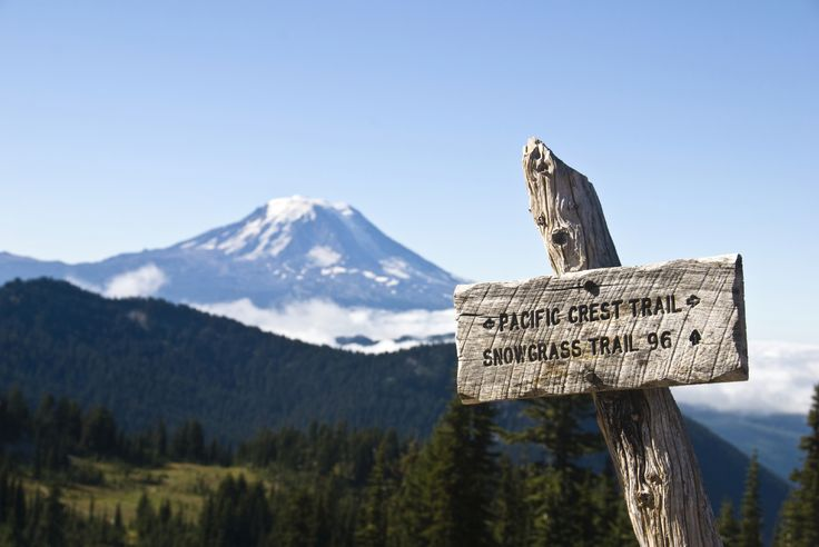 On The Pacific Crest Trail, Lose Your Problems And Find Yourself ...