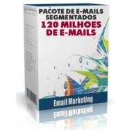 Pacote com 120 MILHOES de E-mails.: Milhoes De, 120 Milhoes