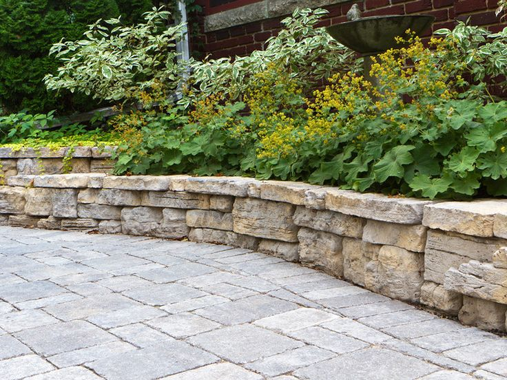 Exceptional The Nicolock Line Of Nicostone Pavers, Edging And Wall Products Is A Cost Effective,  Longer Lasting And Beautiful Alternative To Natural Stone.