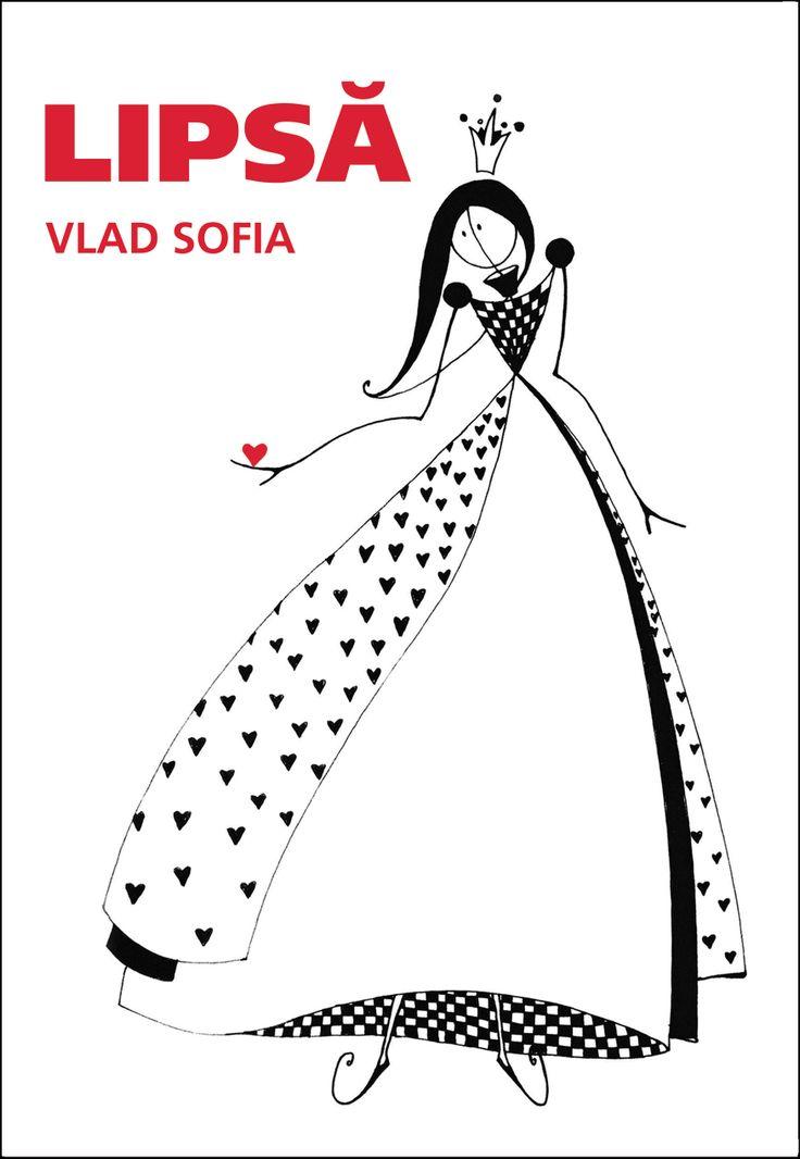 "Carte: ""Lipsa"" Autor: Vlad Sofia  www.self-publishing.ro"