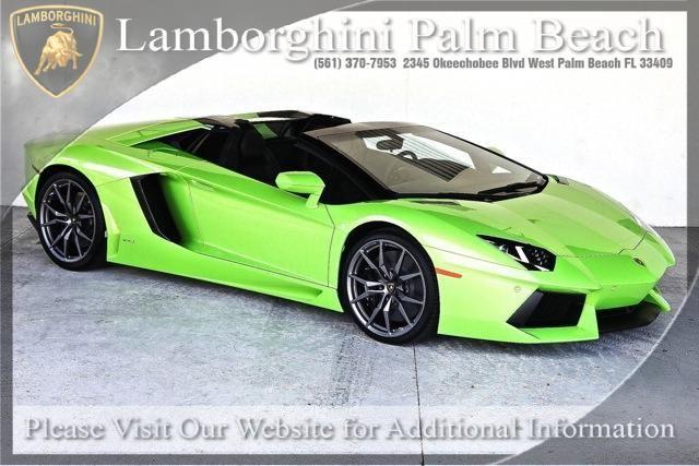 2014 Lamborghini Aventador http://www.iseecars.com/used-cars/used-lamborghini-for-sale