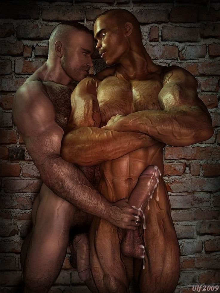 Fetish Guys Making Out Hard