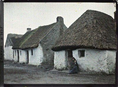 1000 id es propos de cottage irlandais sur pinterest irlande portes jaunes et paysage. Black Bedroom Furniture Sets. Home Design Ideas