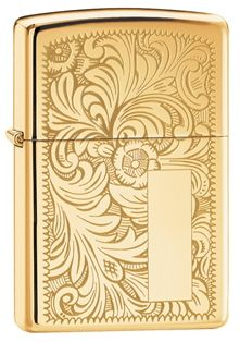 Zippo, All Venetian® lighters are decorated on the front and reverse surfaces