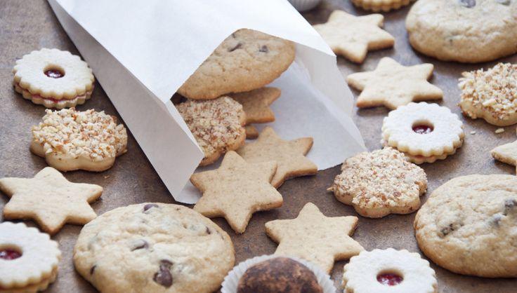 Biscotti di miglio e bacche di goji: la carica giusta di energia!