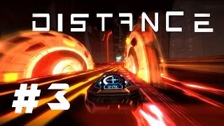 In this episode we continue the Adventure mode and learn that I really suck at jumping and rotating.  Distance (Beta) describes itself as a survival racing game where you boost, jump, and fly your way through different areas. Join me for a let's play as I explore this world.