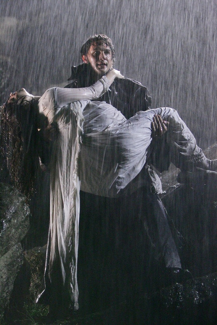 Tom Hardy and Charlotte Riley | Wuthering Heights (2009)