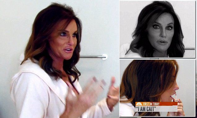 'I'm the new normal': Caitlyn Jenner appears in clip from new series