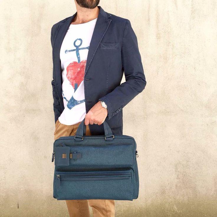 PIQUADRO manlioboutique.com/piquadro #bags #menaccessories