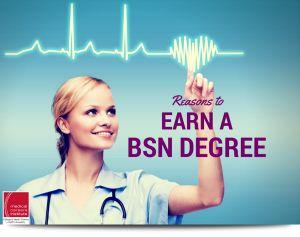 Top 5 Reasons To Earn A BSN Degree  #Nursing #ECPIUniversity #MCI #BSN  http://www.ecpi.edu/econnect/top-5-reasons-to-earn-a-bsn-degree/