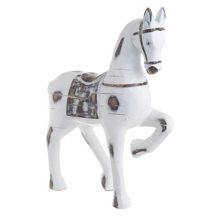 Decorative Horse - Animals - DECORATIONS - inart