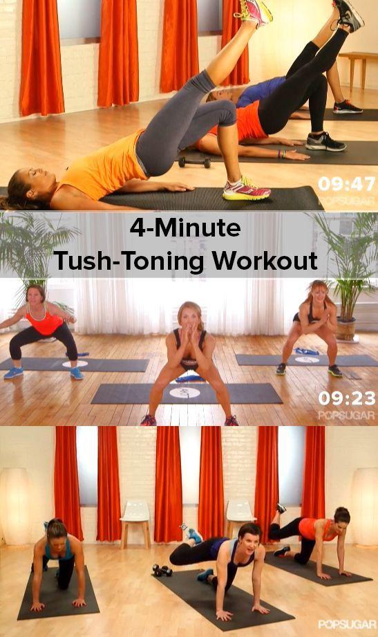 Best 25 Bum Workout Ideas On Pinterest  Butt Workouts -1759
