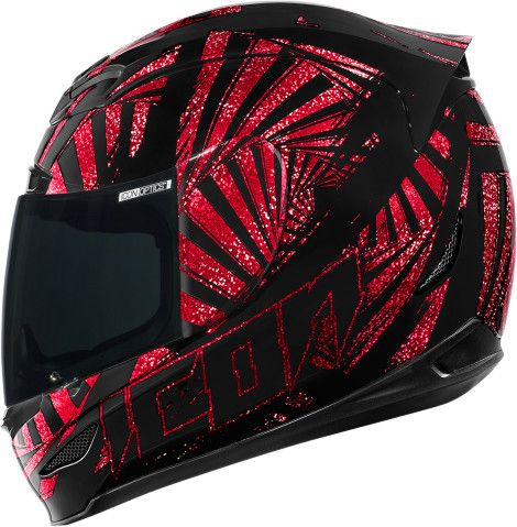Airmada Spaztyk - Red | Products | Ride Icon