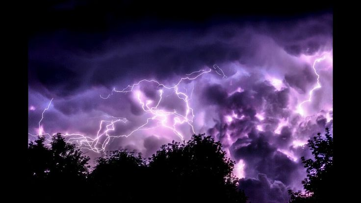 Glorious Thunderstorm Sounds For Sleeping 4 Hours Majestic Thunder & Del...