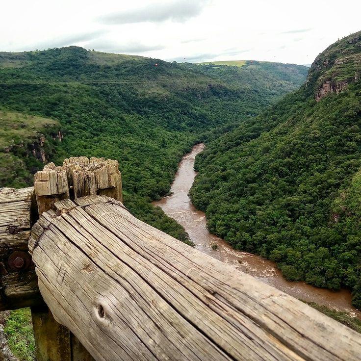 Mirante do Parque Estadual Guartelá