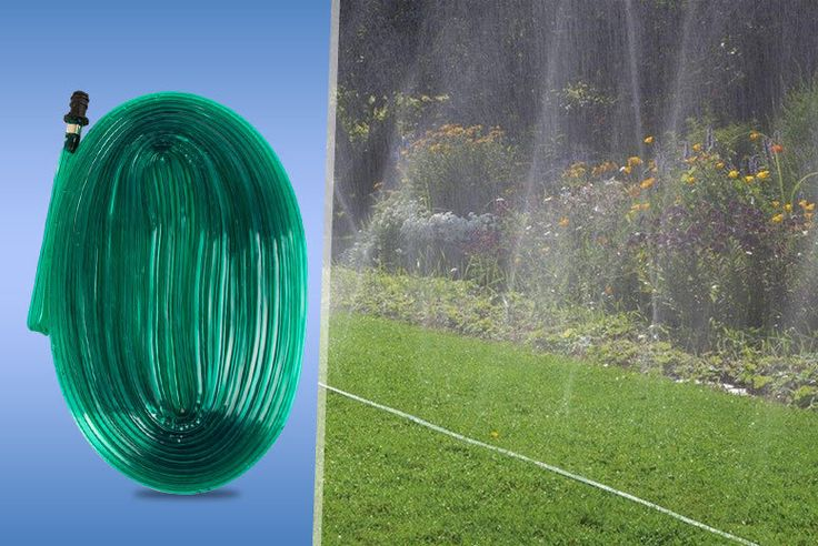 23ft Garden Sprinkler Hose