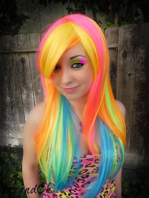 155 best Crazy&Diferent Hair images on Pinterest
