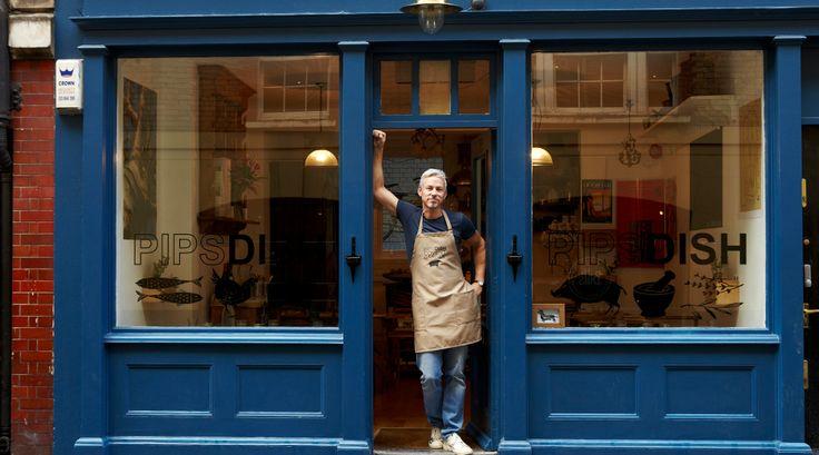PipsDish Covent Garden | Philip Dundas | PipsDish Restaurants