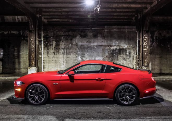 Mustang Gt 0 60 >> 2018 Ford Mustang Gt Performance Pack Level 2 0 60 Specs