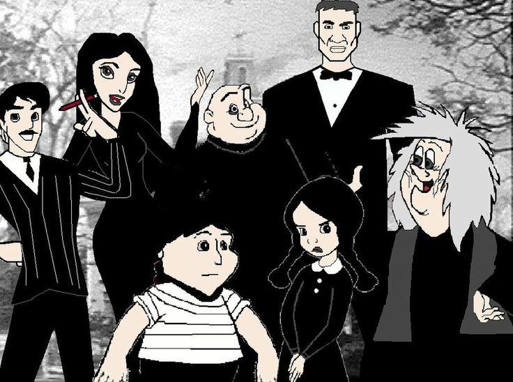 86 Melhores Imagens Sobre Família Com Br Imagens No: 220 Melhores Imagens Sobre Familia Addams No Pinterest