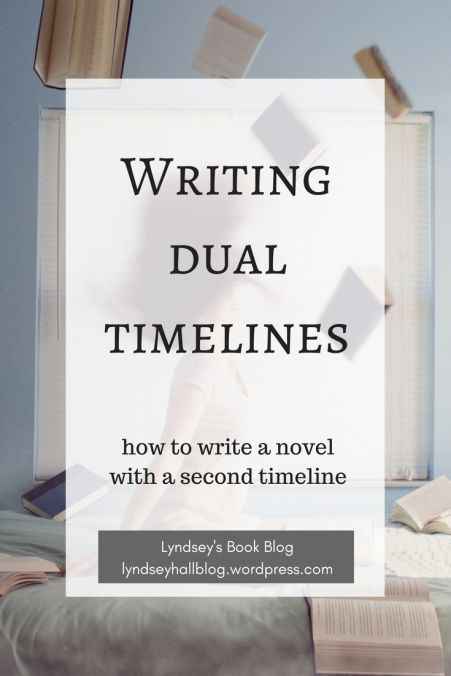 Writing dual timelines #Writetip #DualTimeline #AuthorToolboxBlogHop via @LyndleLoo