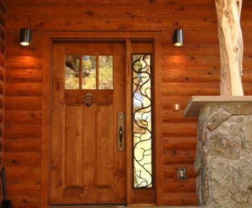 22 best Front door images on Pinterest | Craftsman door, Craftsman ...