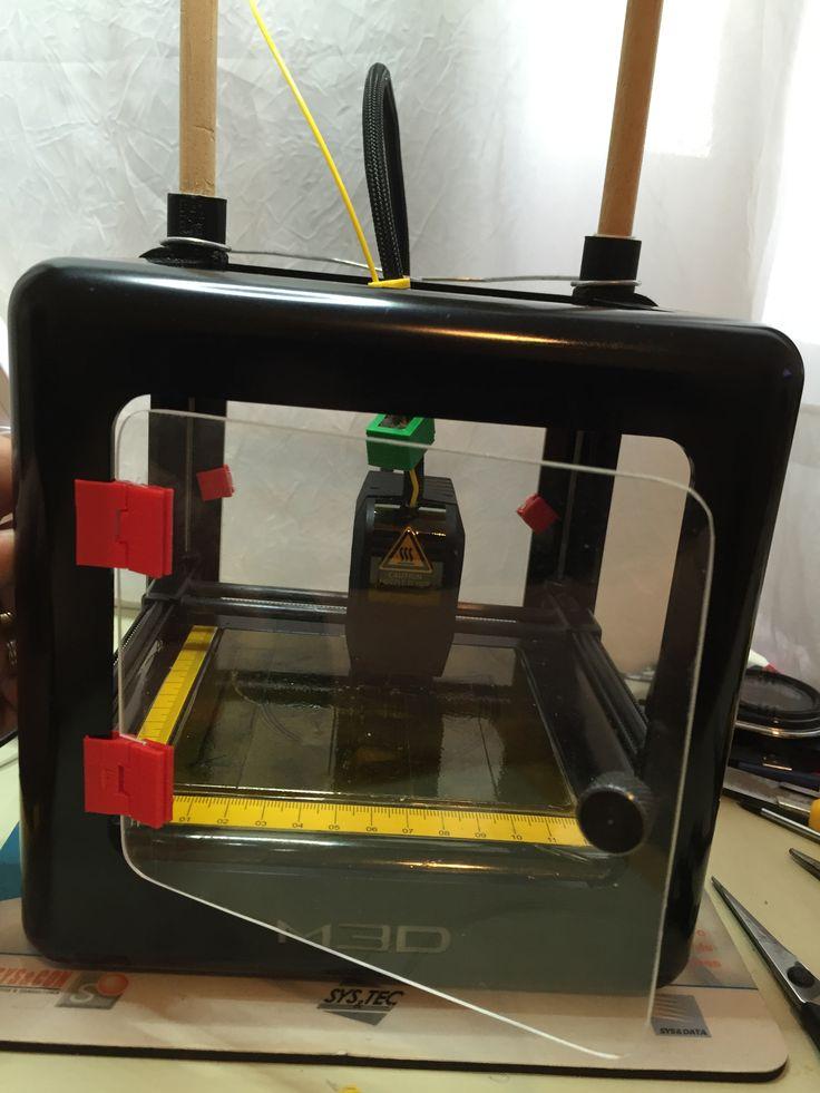 M3D Printer with door and walls