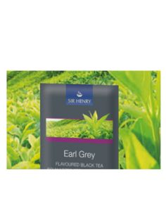 Sir Henry Tea - Earl Grey 25 x 1,75gr