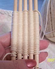 Weaving Sticks Tutorial.
